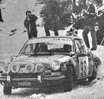 1970 - Pittoni -Bépy - Porsche 912Targa1
