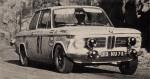 Jean-Pierre HANRIOUD - Jean-Claude PERAY - BMW 2002 Ti