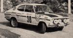 Jean RAGNOTTI - Pierre THIMONIER - Opel Kadett Rallye